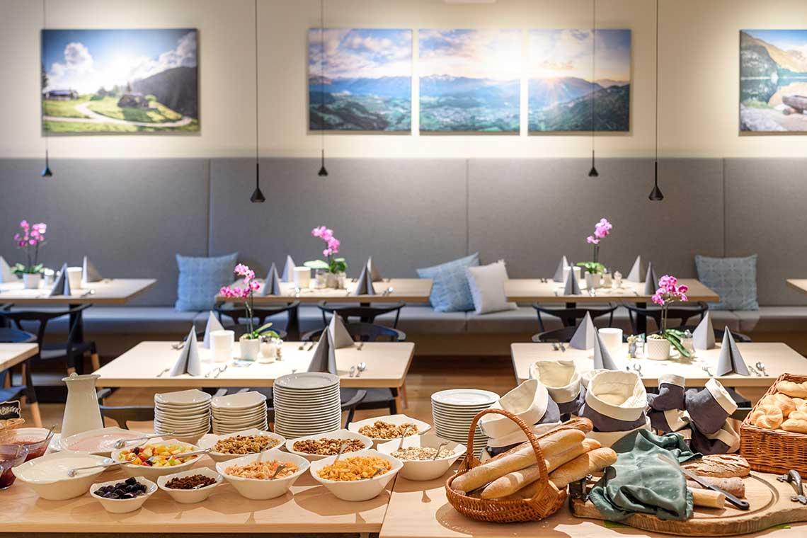 Frühstück & Bistro | Gasthof Hotel Moserwirt Bad Goisern