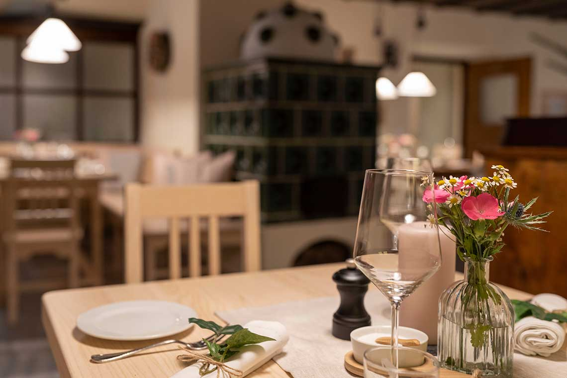 Gaststube Restaurant | Gasthof Hotel Moserwirt Bad Goisern